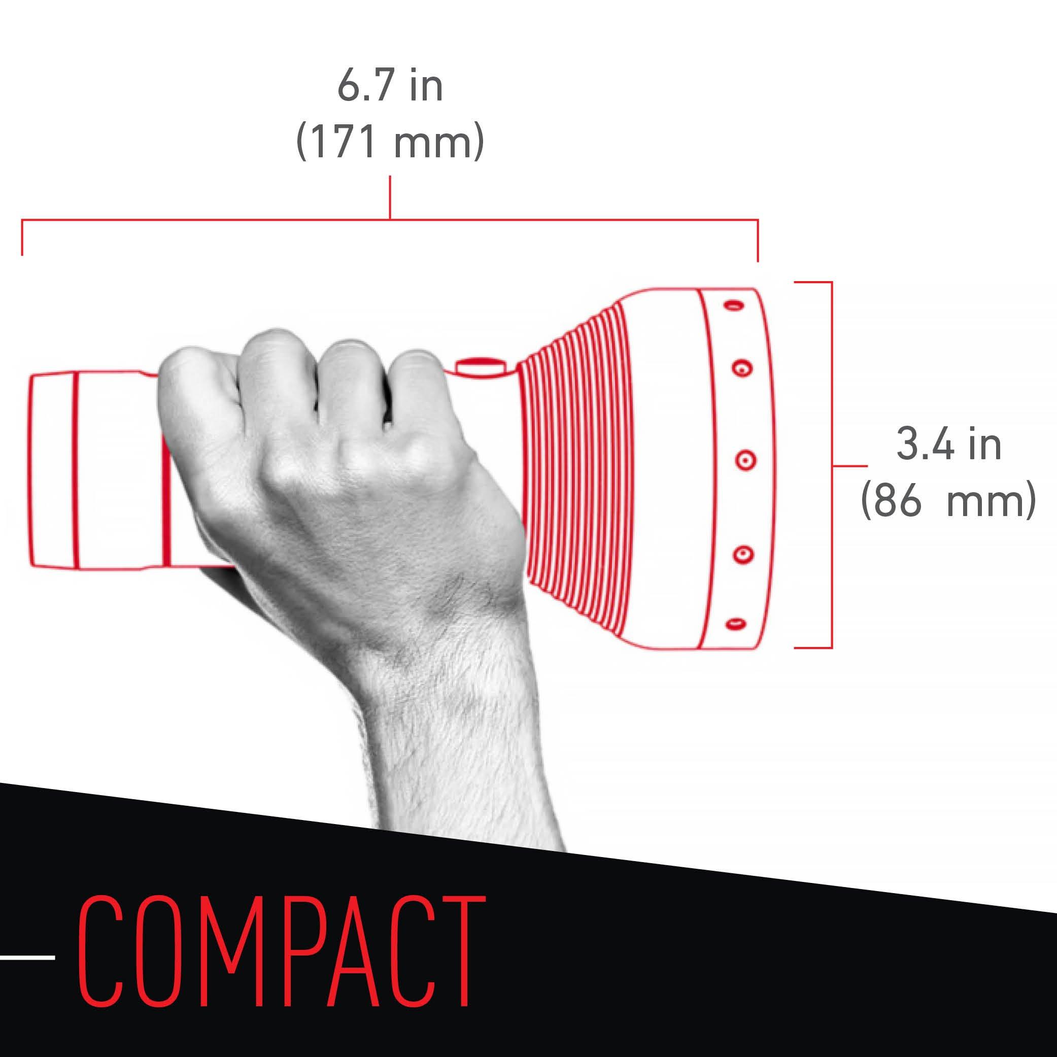 Led Lenser - 3000 Lumens, MT18 Flashlight with Rapid Focus System by LED Lenser (Image #6)