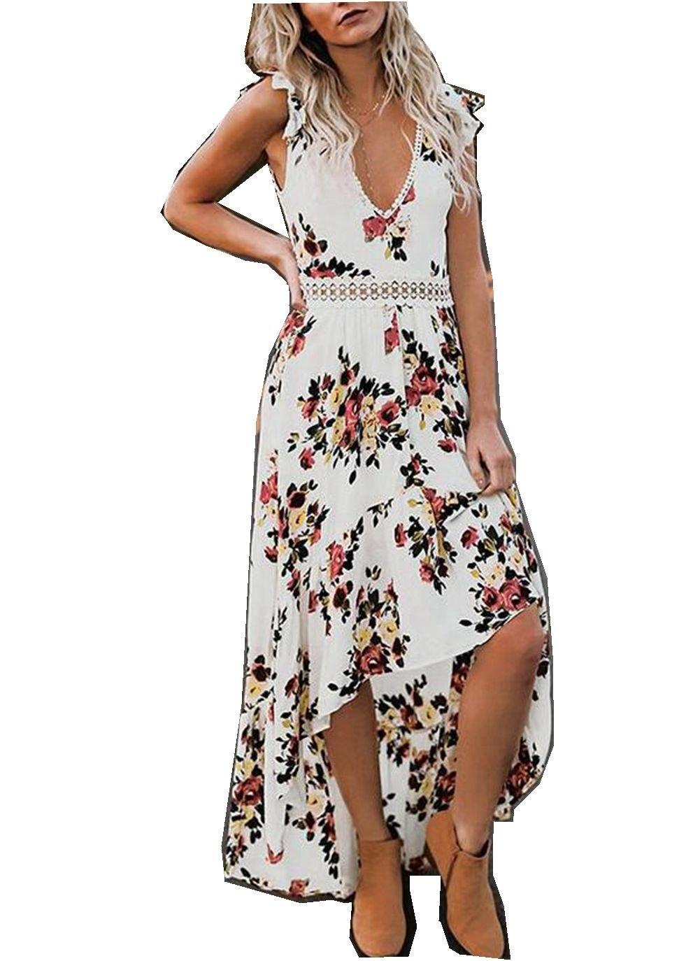 Womens Striped Lagenlook Strappy Maxi Dress Ladies Fancy Party Wear Long Dress