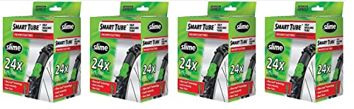 Slime Smart Tube Schrader Valve Bicycle Tube