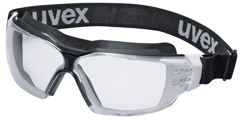 Lentes Oscuros Anti-rayaduras y Anti-vaho Uvex Pheos S Gafas Protectoras Seguridad Trabajo