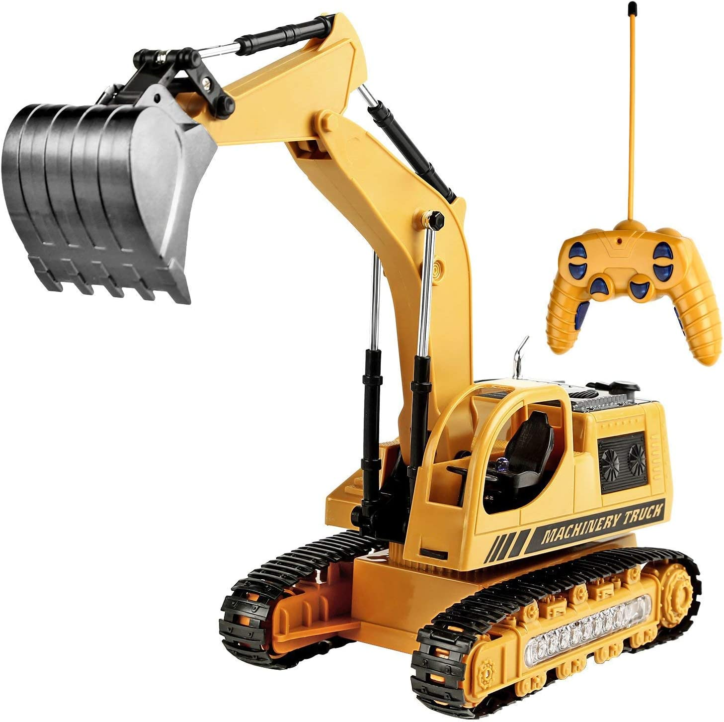 Top 16 Best Remote Control Excavator (2020 Reviews & Buying Guide) 14