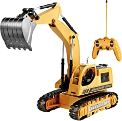 Top 16 Best Remote Control Excavator (2021 Reviews & Buying Guide) 14