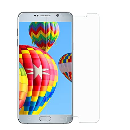 note 5 tempered glassalclap galaxy note 5 screen protector high definition 100full amazoncom tempered glass