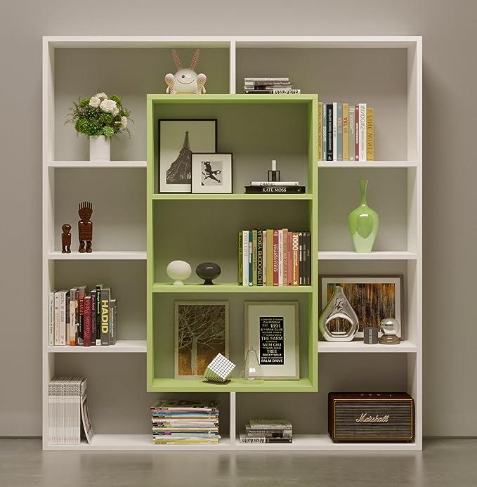 36 opinioni per Homidea Venus Libreria – Scaffale – Scaffale da Ufficio – Divisorio per