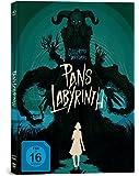 Pans Layrinth - Mediabook (3-Disc Limited Collector's Edition/+ Blu-ray + DVD + Bonus-Blu-ray)
