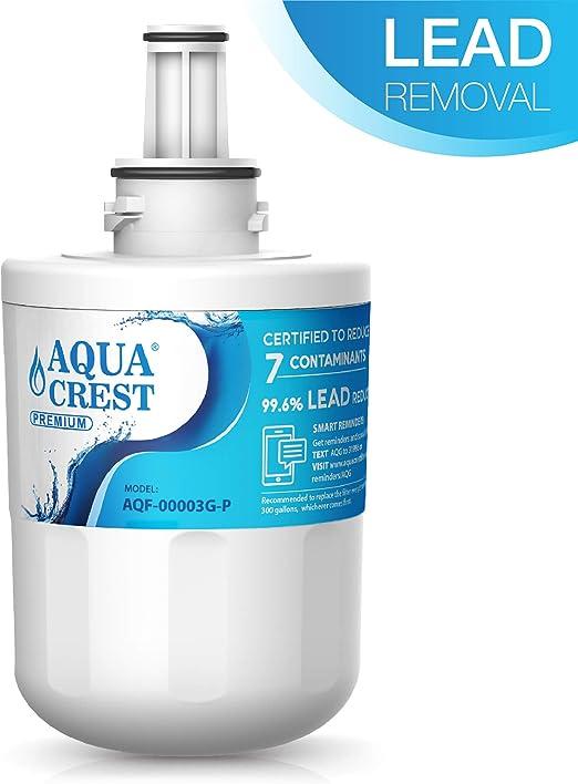 2 x Seltino HAFIN Compatible Samsung DA29-00003F//G Aqua Pure Plus Réfrigérateur Filtre