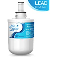 AQUACREST Refrigerator Water Filter, Compatible with Samsung Aqua Pure PLUS DA29-00003G, DA29-00003B, DA29-00003A, DA97-06317A, HAFCU1/XAA, HAFIN2/EXP (Pack of 3)