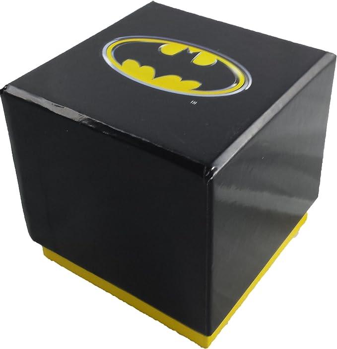 Batman Hombres de bat9390 analógico, Correa de Color Negro Reloj: Amazon.es: Relojes