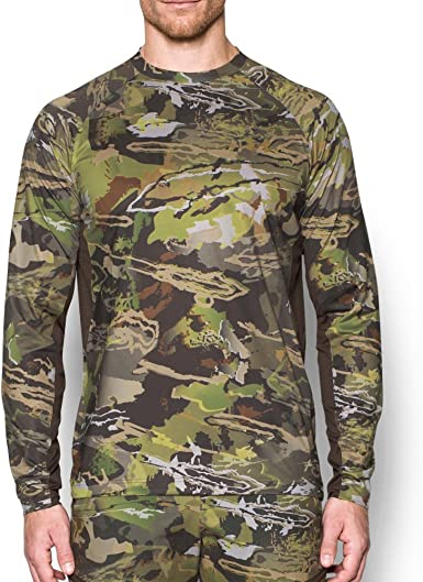 Under Armour Camo Ridge Reaper Cold Gear Scent Control Fitted Women/'s Pants Hunt