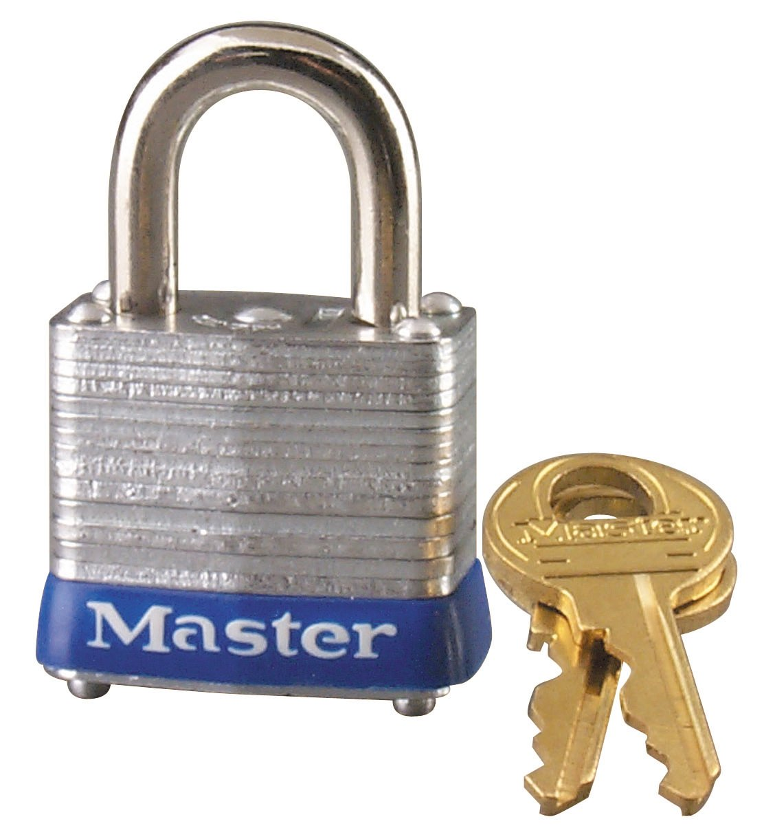 Master Lock 7KA P467#7 Laminated Padlock, 1-1/8' 1-1/8 Jensen (Home Improvement)