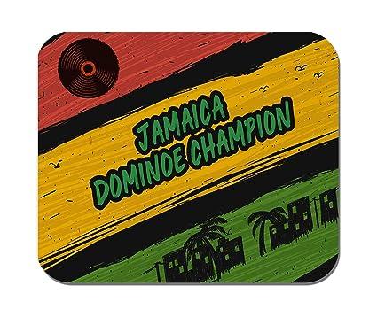 100% quality fashion style available Amazon.com : Makoroni - Jamaica DOMINOE Champion Jamaican ...