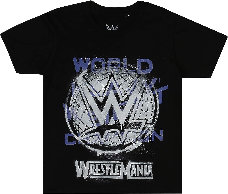 WWE Trash Talk T-Shirt Bambino