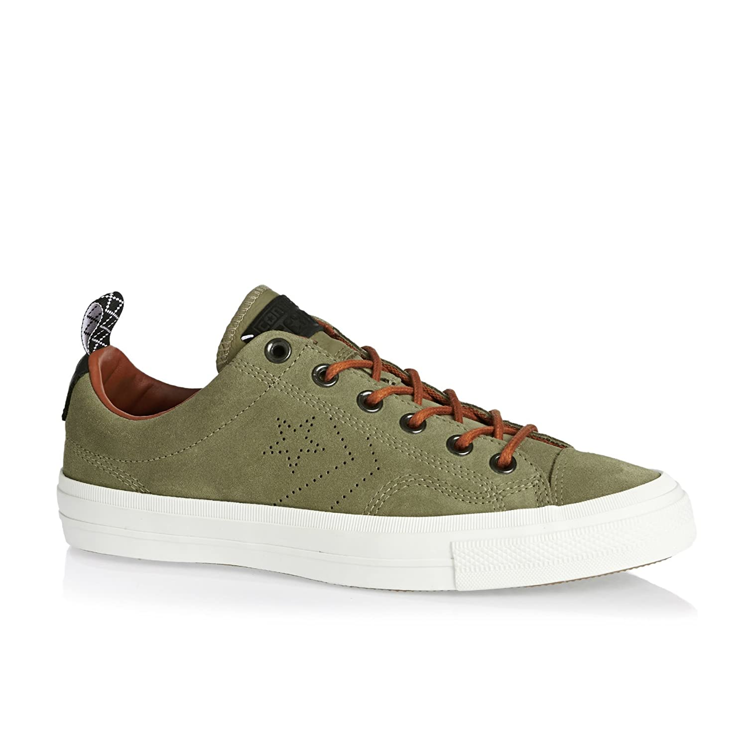 6570b8f949f Converse Star Player Premium Suede Ox Trainers Green 11 UK  Amazon.co.uk   Books
