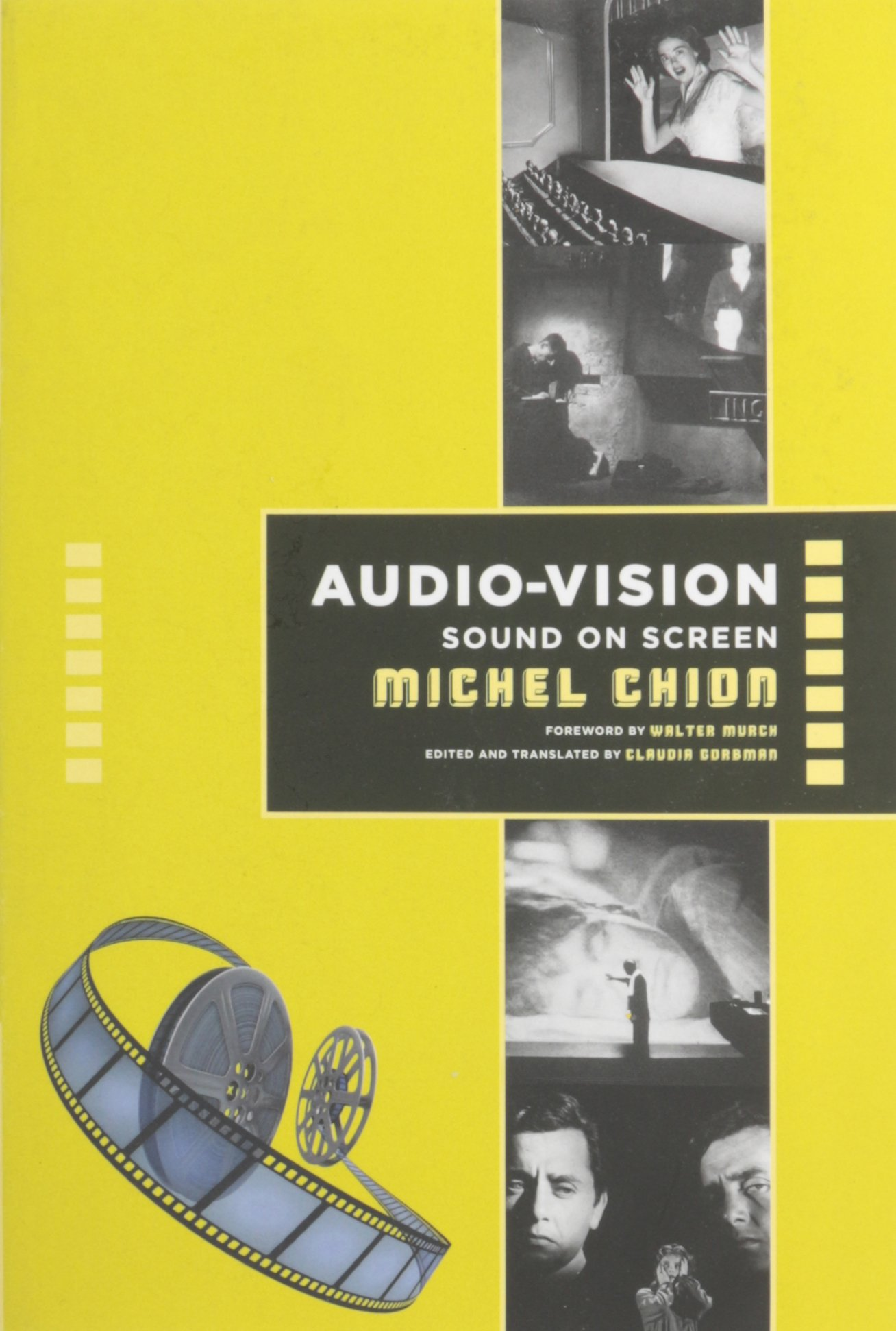 Audio-Vision: Sound on Screen by imusti
