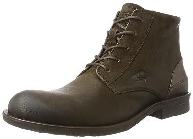 best website 39184 51968 camel active Men's Check 12 Biker Boots