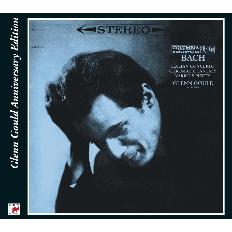 Bach: Italian Concerto, Chromatic Fantasy by Sony Classical
