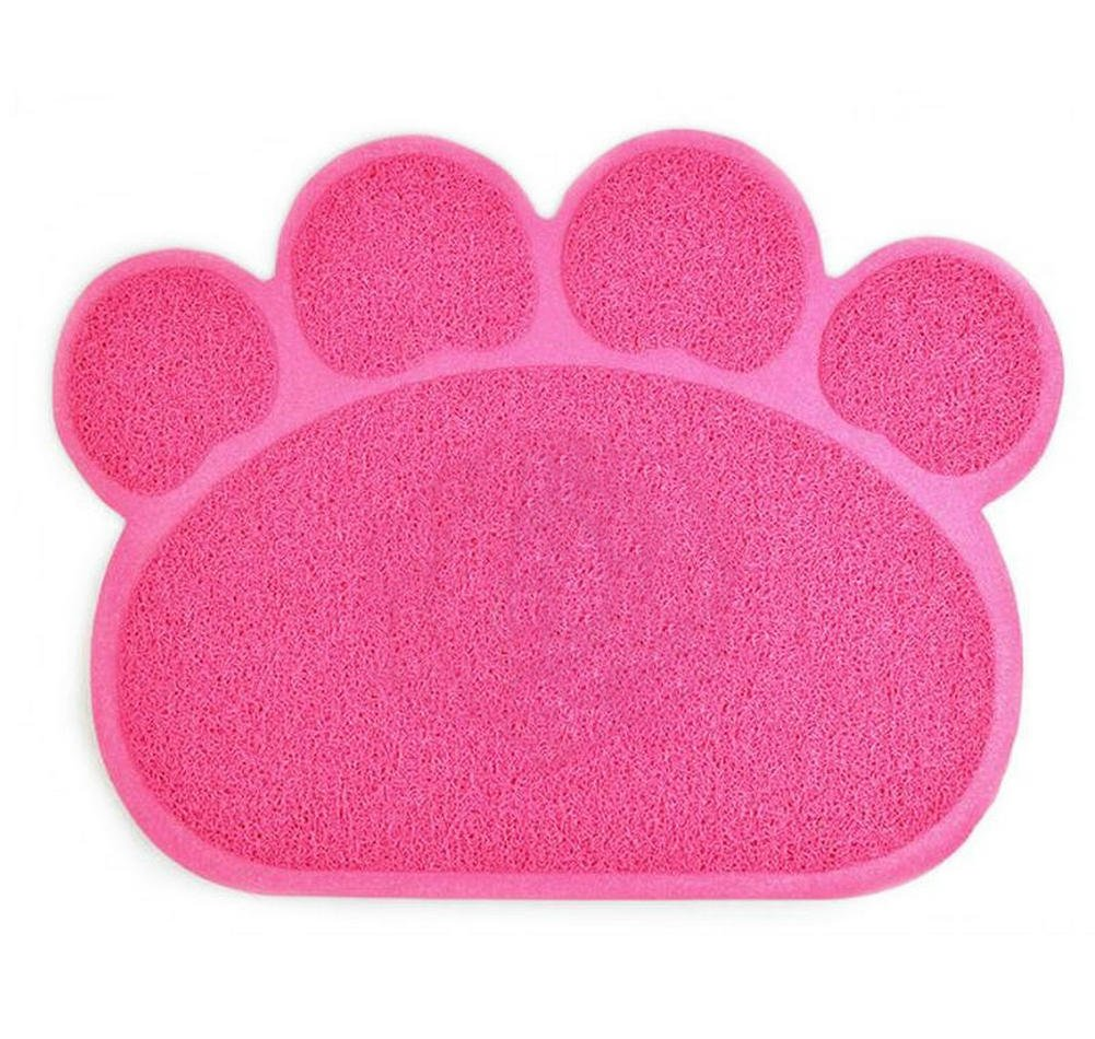 Da.Wa Faltbar Napfunterlage Unterlage für Hunde und Katzen Platzdeckchen