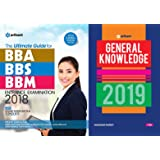 Self Study Guide BBA/BBS/BBM Entrance Examination 2018 With General Knowledge 2019 Arihant