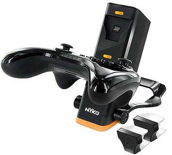Nyko 87158 Charge Base Pro - Cargador para controladores Wiu ...