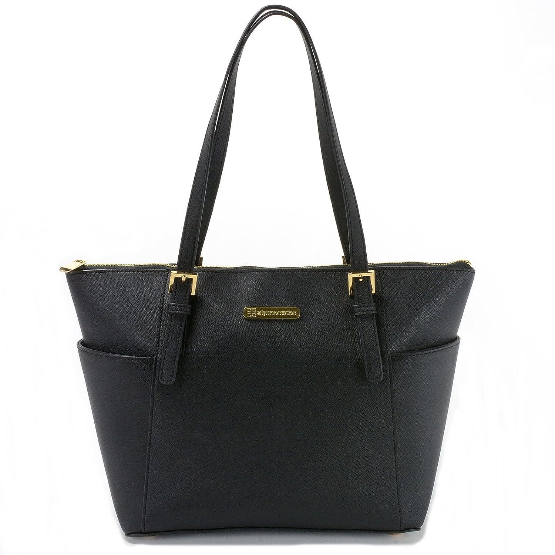 Black And Gold Tote Bag Bags More