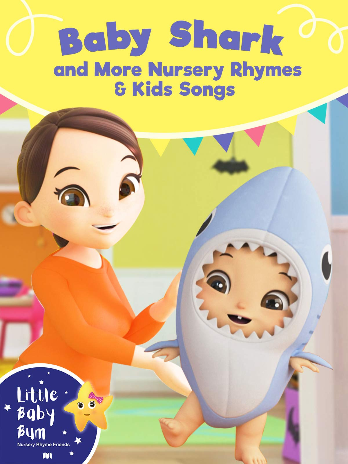 Baby Shark & More Kids Songs - Little Baby Bum