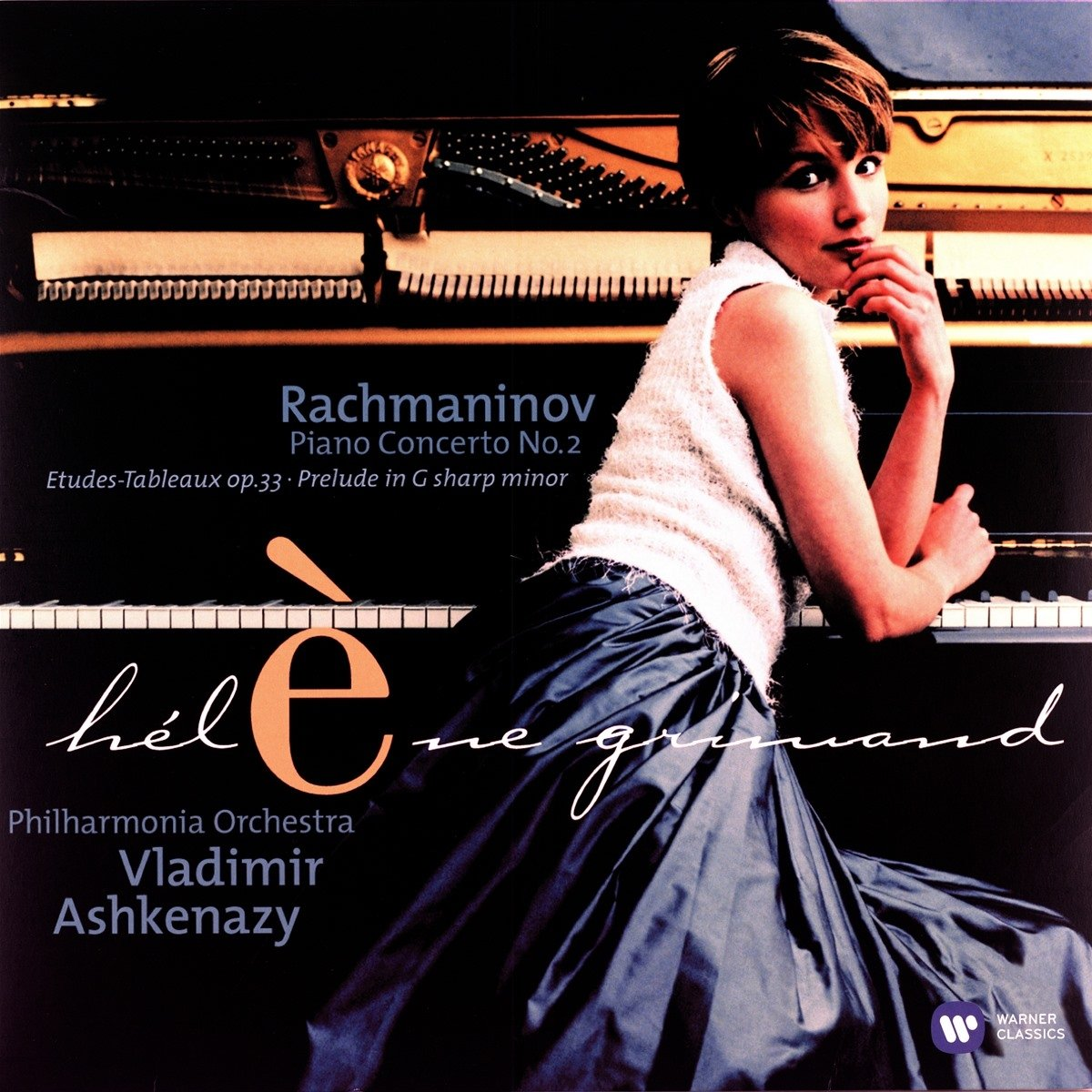 Vinilo : Helene Grimaud - Rachmaninov: Piano Concerto No. 2 (LP Vinyl)