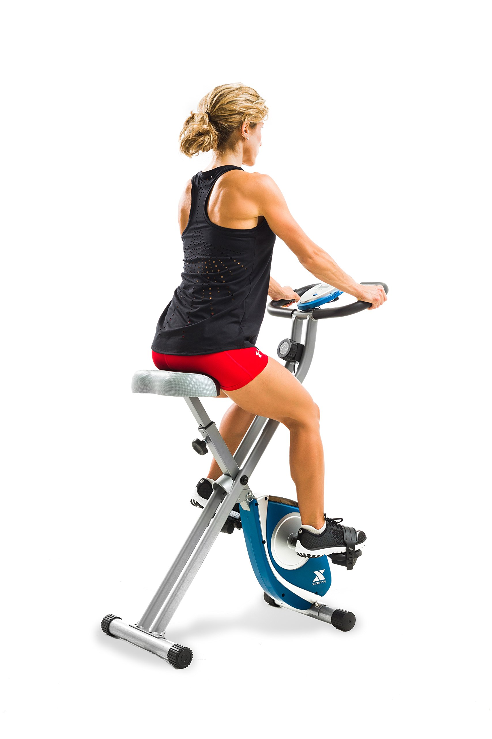 XTERRA Fitness FB150 Folding Exercise Bike, Silver by XTERRA Fitness (Image #8)