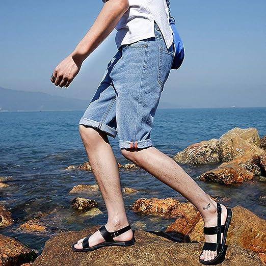 c46240e2b Hombre Pantalones Vaqueros Azules Cielo De Los Pantalones Vaqueros ...