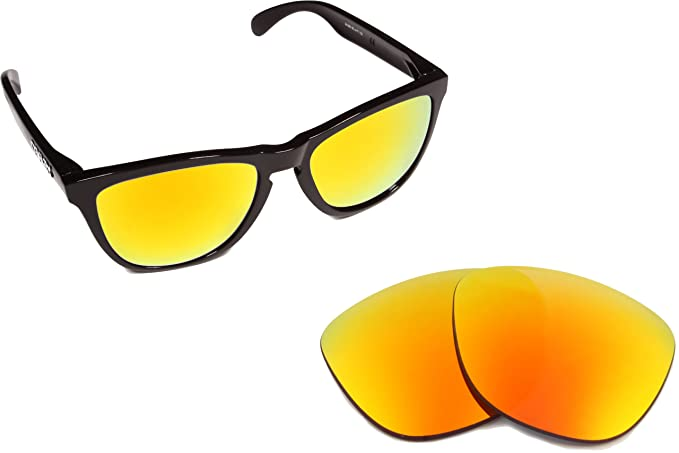 8cbbf6ffd8 New SEEK Replacement Lenses Oakley FROGSKINS LX - Polarized Yellow ...