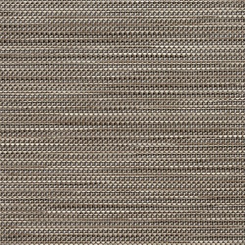 (SL007 Grey Woven Sling Vinyl Mesh Outdoor Furniture Fabric by The Yard)