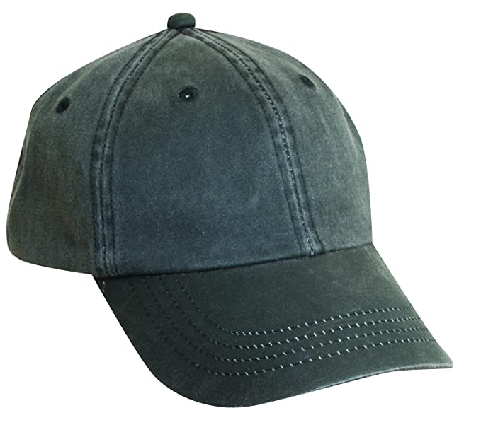 Dorfman Pacific Co. Men s Forever Weathered Cotton Cap da018ba6684