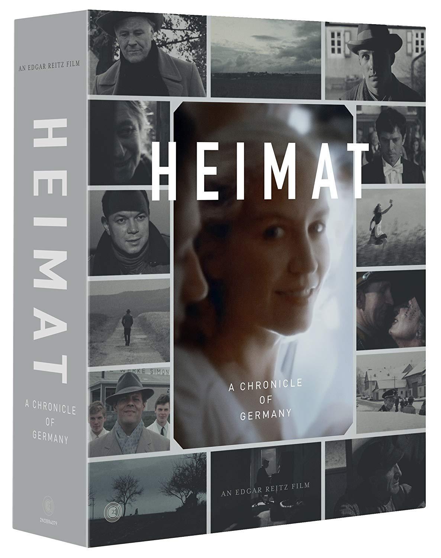 Amazon Com Heimat Limited Edition Boxset Blu Ray Marita Breuer Marliese Assmann Eva Maria Bayerwaltes Helga Bender Gabriele Blum Edgar Reitz Movies Tv