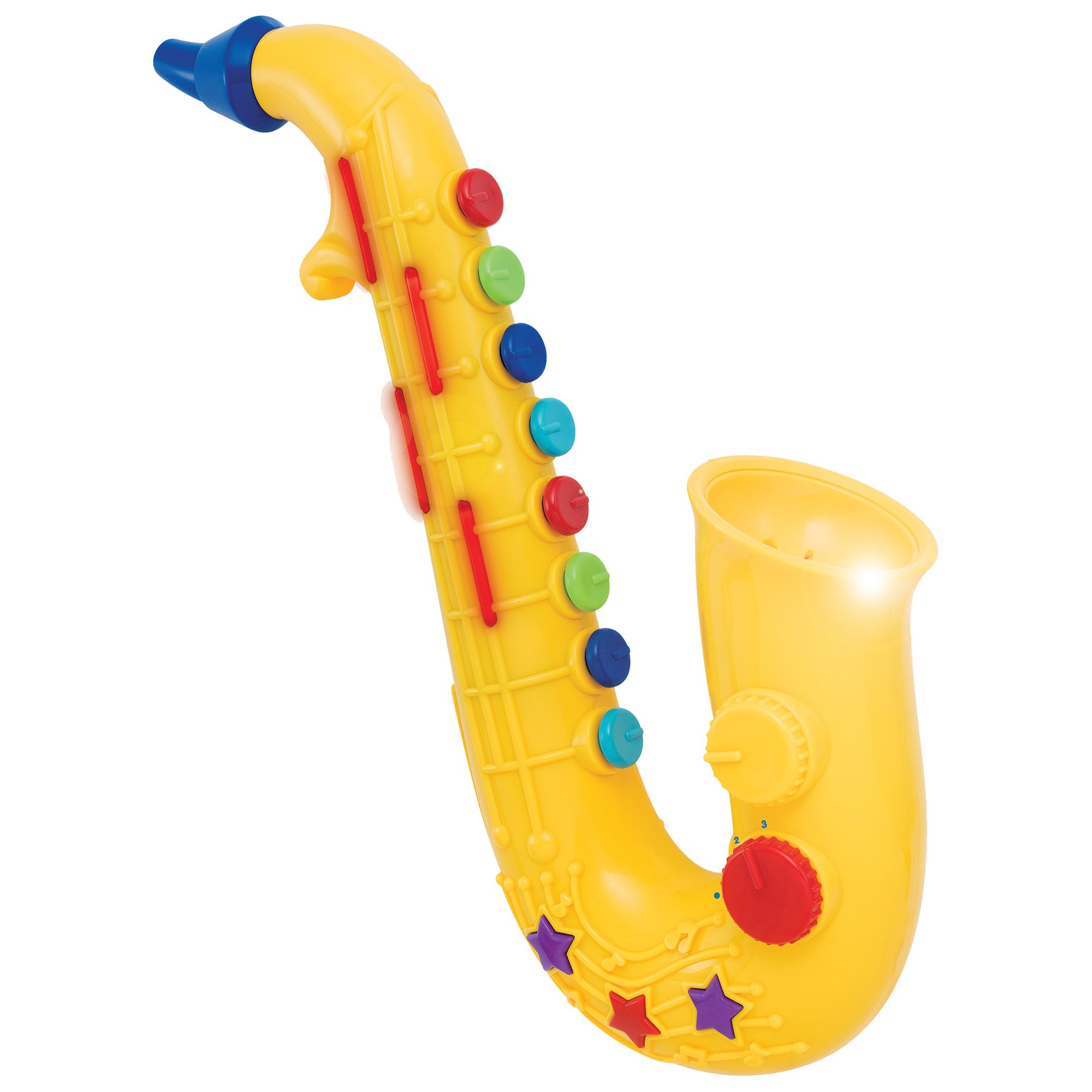 WinFun Triple Sounds Saxaphone