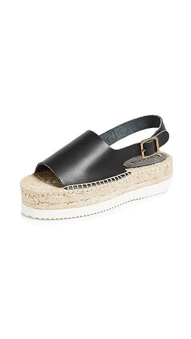5b24496af4b Soludos Women's Tilda Leather Sandals