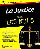 La Justice Pour les Nuls (French Edition)