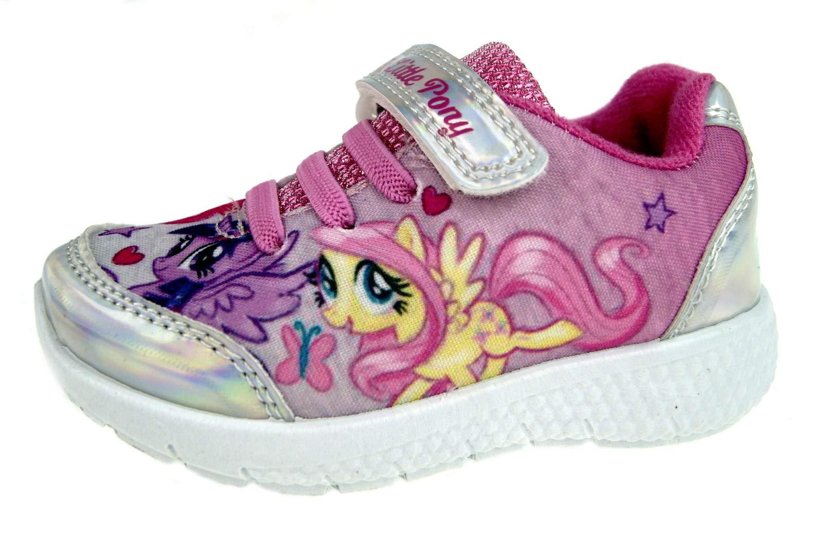 Little Pony Girls Glitter Sports Trai