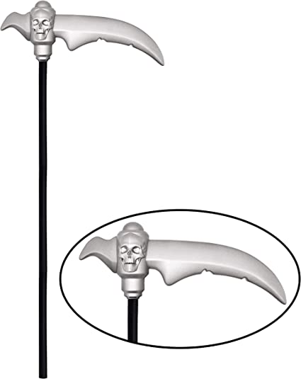 """Switch Scythe 17/"""" Prop Halloween Party Supplies"""