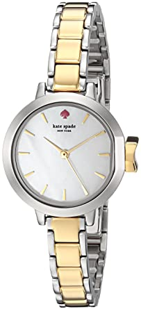 2b4072f36 kate spade new york Women's Park Row Japanese-Quartz Watch with  Stainless-Steel Strap