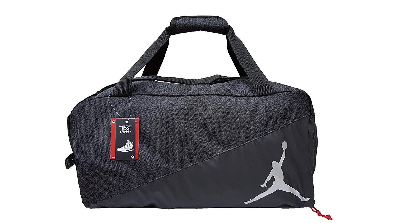 Nike Jordan Jumpman Sports Elemental Duffel Bag