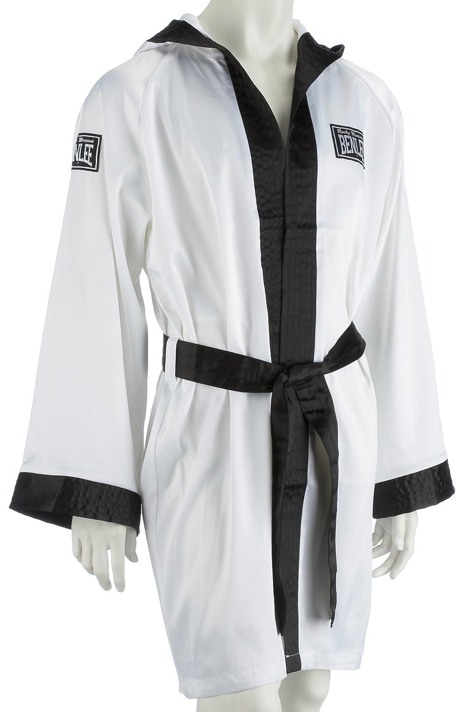 Benlee Rocky Marciano Hooded - Bata de boxeo para mujer, color Blanco, talla S: Amazon.es: Deportes y aire libre