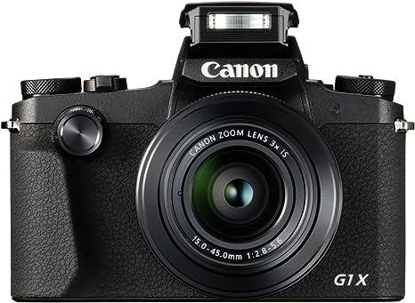 Canon PowerShot G1X Mark III - Cámara réflex de 24.2 MP (Dual ...
