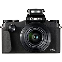 Canon Powershot G1 X Mark Iii Fotoğraf Makinesi, Full HD (1080p), Siyah, 2 Yıl Canon Eurasia Garantili
