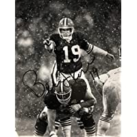 $84 Get Bernie Kosar Cleveland Browns 16-1 16x20 Autographed Signed Photo - Certified Authentic
