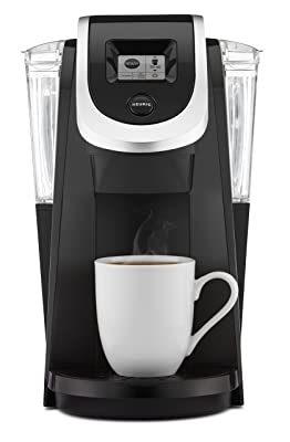 Keurig K250 Single Serve, Programmable K-Cup Pod Coffee Maker