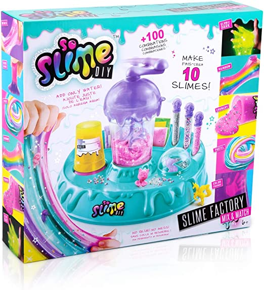 So Slime DIY Mix /& Match Slime Factory SSC 040