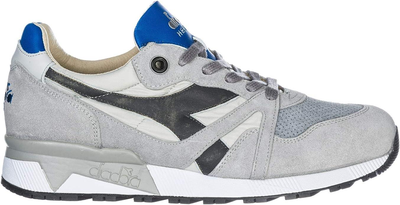 Diadora Heritage Sneakers N9000 hs SW Uomo Gray Ash Dust
