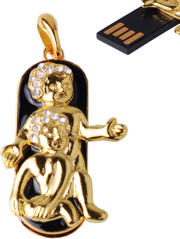 Taurus LHN 8GB Swivel Constellation Charm USB 2.0 Flash Drive