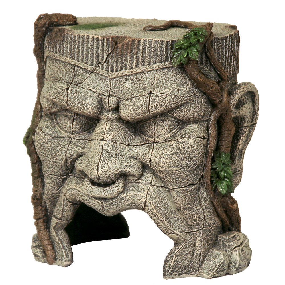 bluee Ribbon Pet Products ABLEE5659 Ancient Tunnel Ruins Ornaments for Aquarium, Large
