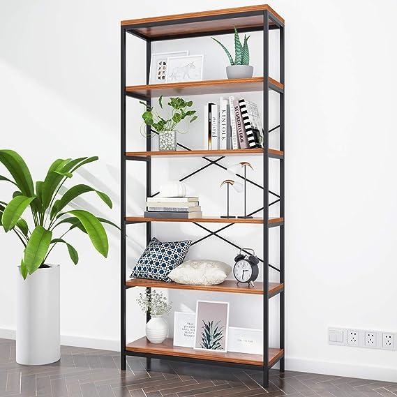 Iron Bookshelf