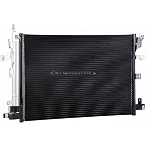 A/C AC Condenser Drier For Volvo XC90 2005-2014 - BuyAutoParts 60-